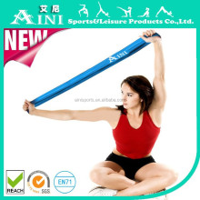 2016 Hot ! Workout Fitness Fashionable Latex Exercise Loop Bands, Resistance Loop Bands for Exercise with 5 Levels of Strength
