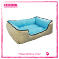 Plush animal shaped pet bed fashion dog bed