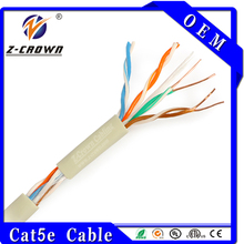 Insulated 1000ft UTP/FTP 4Pair Network Cat 5 Cable Definition