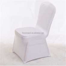 Cheap plain spandex banquet chair cover chair sash for wedding party