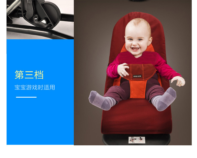 Made in China 2018 the newest portable safe kid high seat