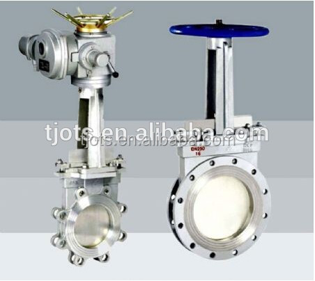 Triple Eccentric Butterfly Valve with Motorized Made In China