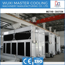 175 Ton Closed Circuit Cross Flow MSTHB-175 Superdyma Water Cooling Tower manufacturer for condenser