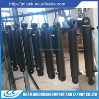 piston struction hydraulic truck used cylinder
