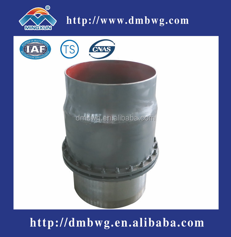 Alibaba best sellers galvanized sleeve type expansion joint from alibaba store