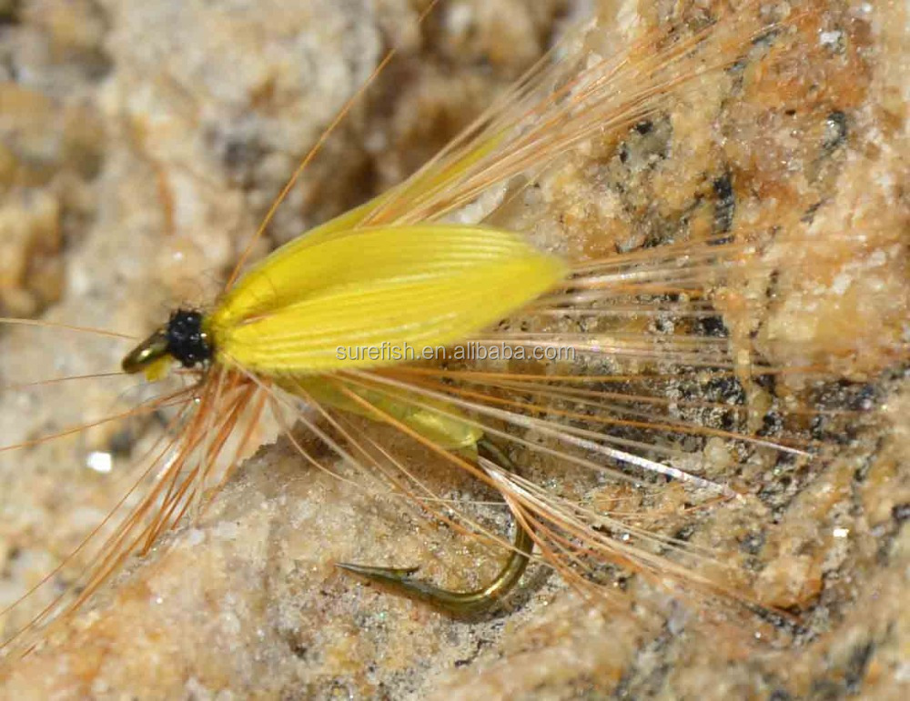 Wholesale high quality japan hook hand tied fishing flies for Cheap fly fishing flies