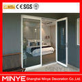 Sound proof design glass PVC entry door design for house