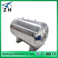 2016 vertical storage tank hydrogen storage tank price from manufacturer