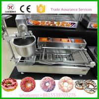 China supplier commercial 300-1200pcs/h doughnut making machine