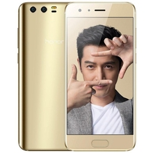 Original Unlock Gold 5.15 Inch 6GB+64GB Huawei Honor 9 mobile phone with online shopping