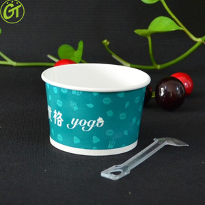 wholesale promotional new design plain white paper buckets/bucket/cup/box/bowl for popcorn, french fries, fried chicken,
