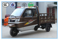 Chongqing manufacture bajaj ethiopia motor tricycle mobile food cart enclosed cabin tricycle