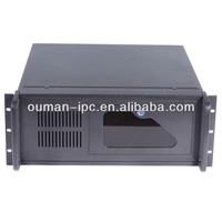 Made in China 4U 19 Inch Rack Mount Intelligent transportation Computer Metal Case