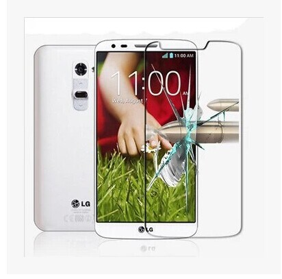 Factory mobile phone tempered glass price for LG G2 G3 MINI L50 D337 Screen Protector