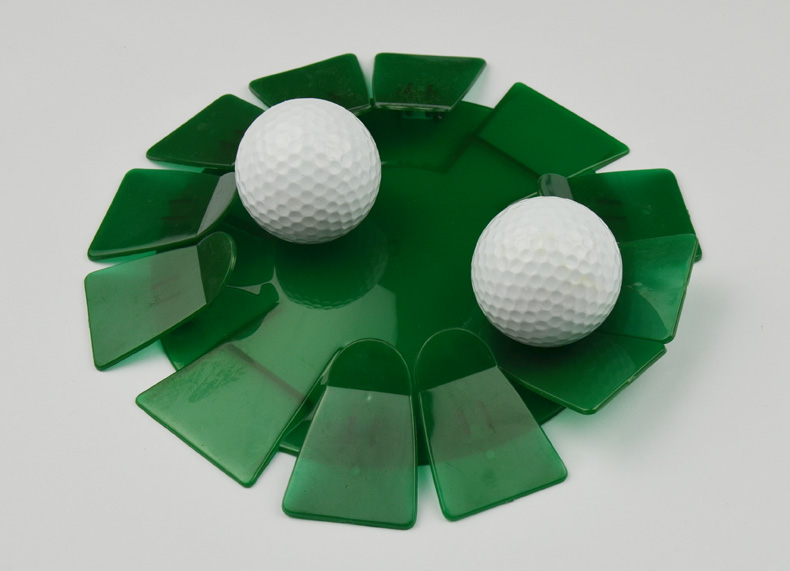 Golf Putting Cup All-Direction Putting Hole Cup Golf Practice Hole Training Aids