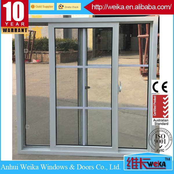 Factory sale Powder Coated aluminum pvc window and door profile extrusion