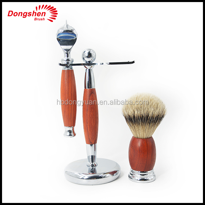 shaving brush mens gifts sets ,mens shaving set shaving brushes