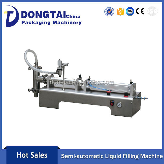 Semi-automatic Cooking Oil Filling Machine
