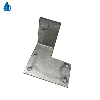 WP-016412-1 pressure control bracket for waterjet direct drive pump
