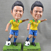 Soccer player custom resin bobblehead bodies figurines,bobble heads