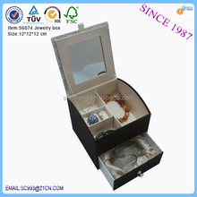 OEM service antique silver jewelry box