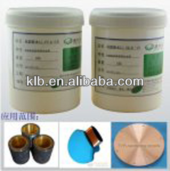 factory sale silicone glue heat curing copper adhesive