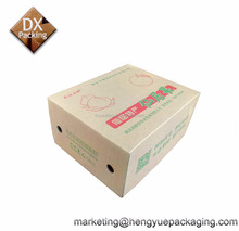 Custom Wholesale Fruit Packaging Boxes with Logo