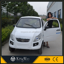smart electric tourism car green city travel cars