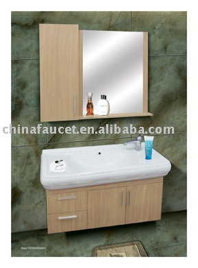 Wash Basin Cabinet Polished Sink Cloakroom Cabinet