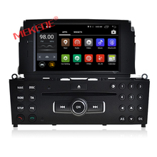 2G RAM 2 din car audio special for be nz w204 2007-2010 year with android 7.1 quad core