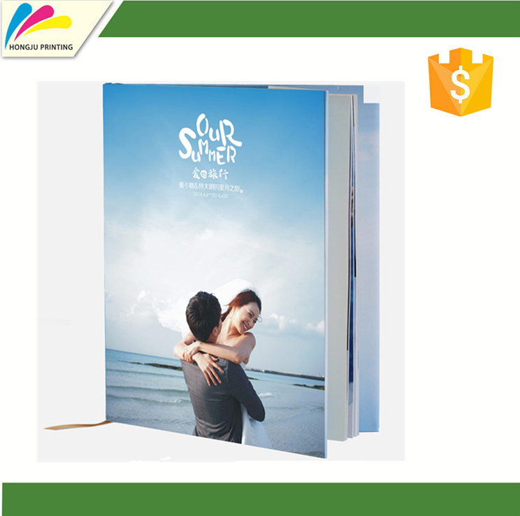 CMYK printing traveling brochure for custom