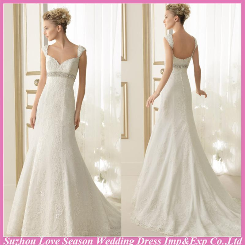 WD5277 New design mermaid wedding dress 2015 with great price