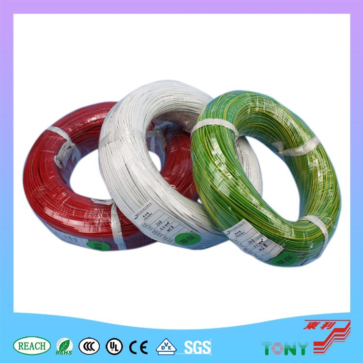 UL Approval Silver Plating teflon wire