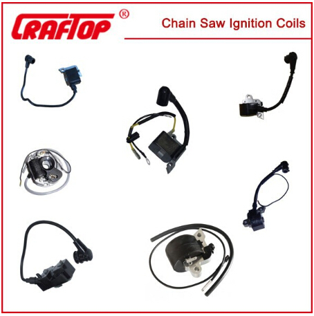 gasoline chainsaw 2-stroke engine ignition coil