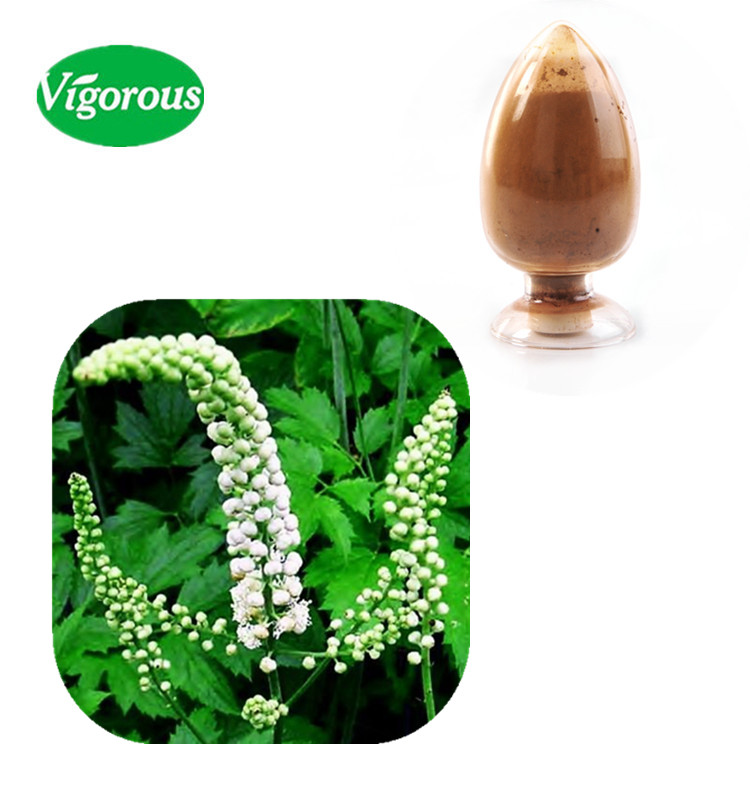 hot sale in stock 10:1 black cohosh extract in bulk