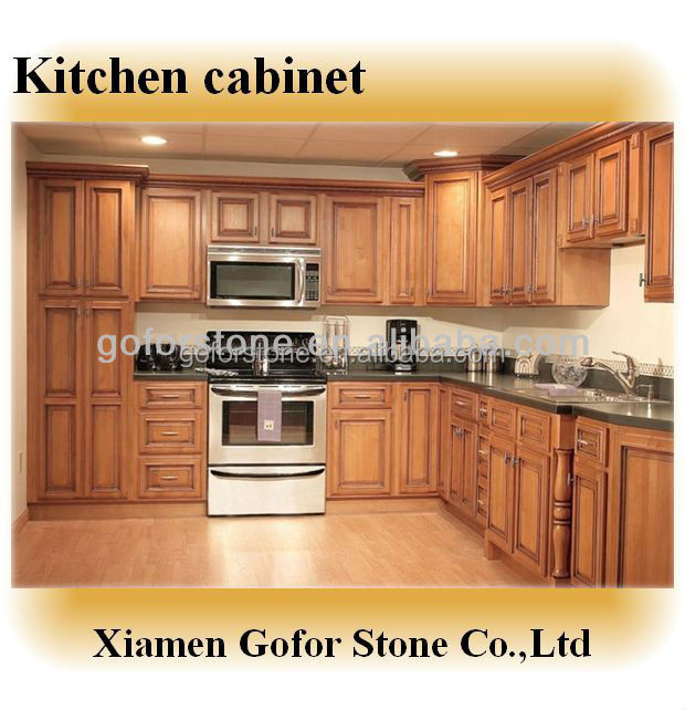 Hot sale prefabricated house kitchen cabinet design buy for Prefabricated kitchen cabinets