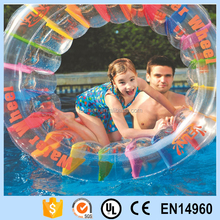 Giant Inflatable Swimming Pool Water Wheel Toy/Inflatable Water Wheel