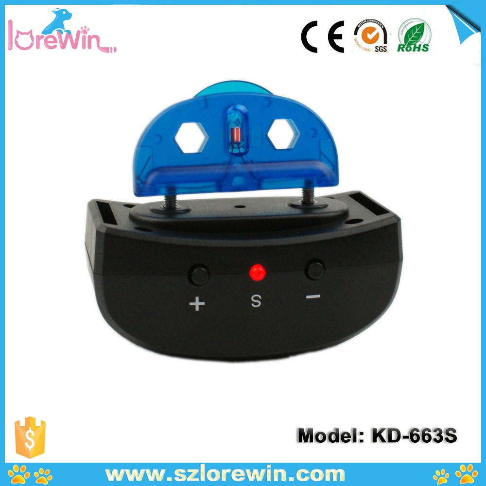 Hot Selling Waterproof bark controller No Dog Collar KD-663S
