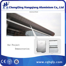 decorative indoor ceiling aluminum roof panel