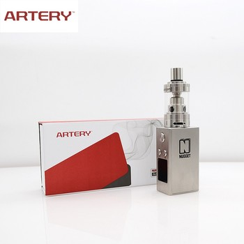 2016 New Coming E Cig Artery Vape Mods Gold Rush Kit