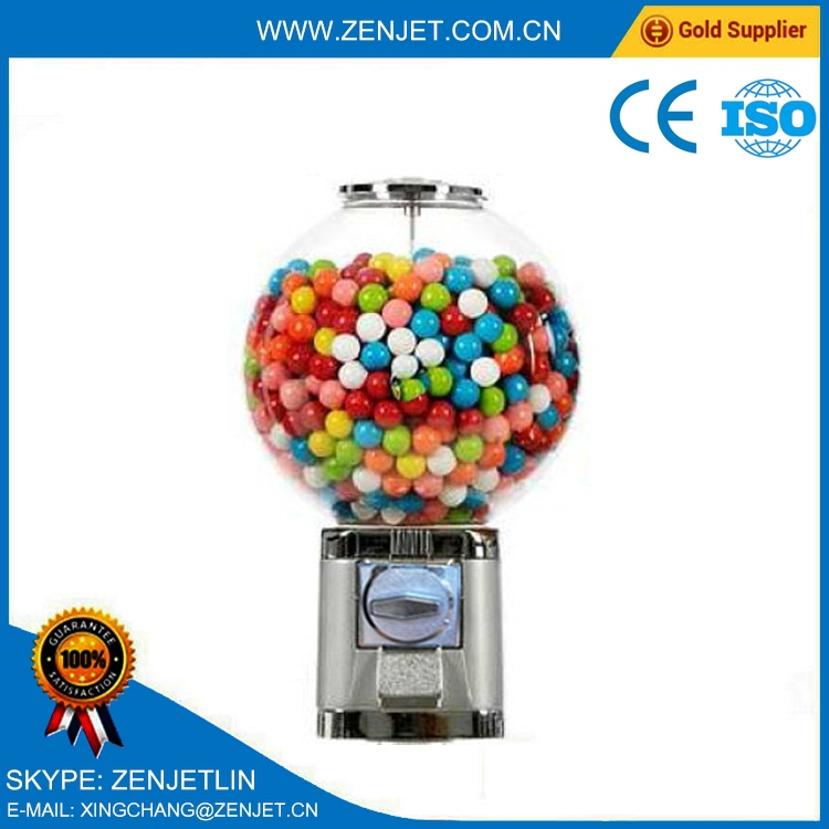 2015 funny toy ball/gumball vending machine