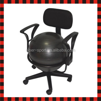 Delicieux Half Fit Fitness Yoga Exercise Pilates Gym Balance Ball Chair