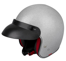 new condition DOT certificate mini motorcycle helmet for sale