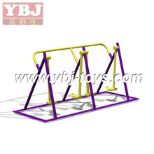 outdoor fitness equipment, treadmill