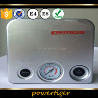 tire air pump high quality accept OEM 12V air compressor from power tiger