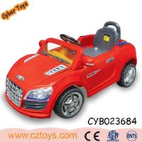 Best selling hengtai baby car toys shipped to Europe and USA