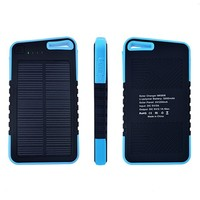 2016 Newest design Solar Charger mobile phone charger 5600mah for mobile phone