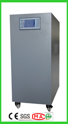 Full Automatic Adjustable 10KVA AC Voltage Regulator / Stabilizer.