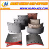 19939 heavy duty truck brake lining,truck parts,bus parts