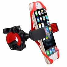 Confortable Bicycle Mount Handlebar Holder Cradle for Cell Phone